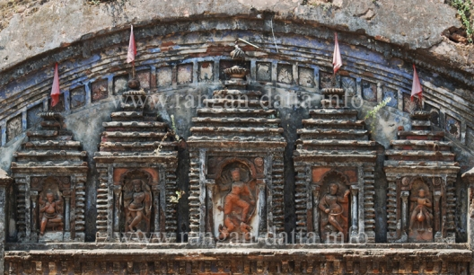Durga Panel, Durga Temple, Bali Dewanganj
