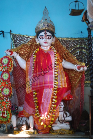 Idol of Rajballavi