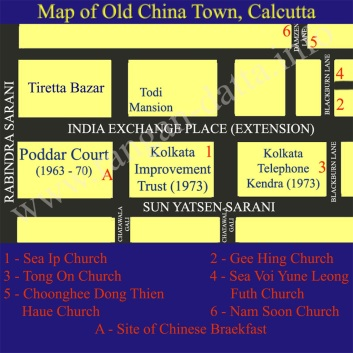 Map of Tiretta Bazar