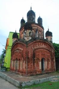Buroshivtala Terracotta Temple