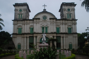 Sacred Heart Church, Chandannagar