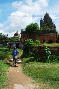 Gopinath Temple, Bawali