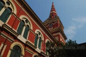 Magen David Synagogue, Calcutta (Kolkata)