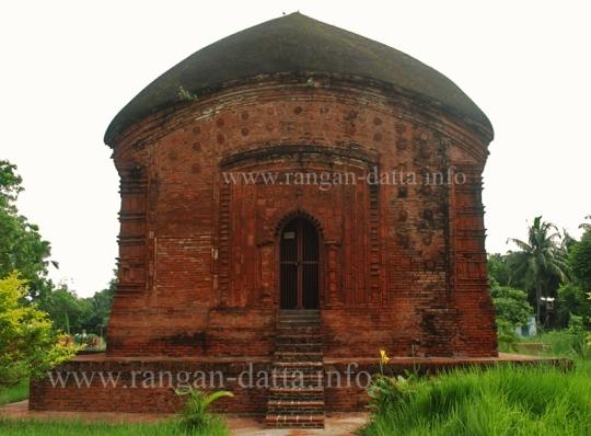 Palpara Brick Temple