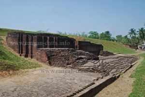 Portion of Boundary Wall, Ballal Dhipi