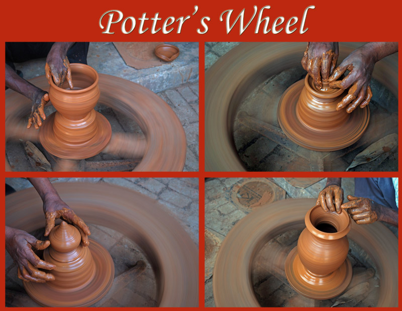 how to make an electric pottery wheel
