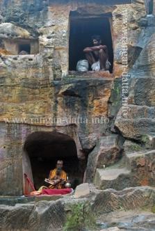 Hermits at Khandagiri