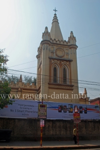 St. Mary's Church (Bangla Cathedral), Kolkata (Calcutta)