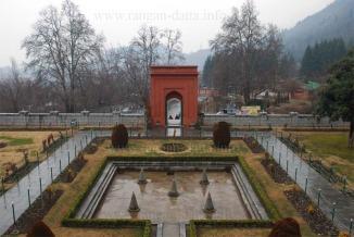Cheshma Shahi (Mughal Garden), Srinagar, J&K