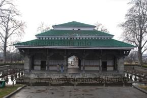 Central Pavilion, Shalimar Bagh, Srinagar, J&K