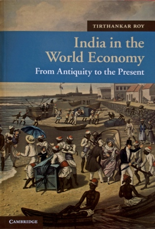 India in World Economy: Cover