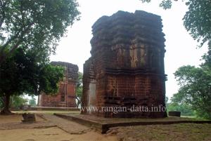 Sareswar and Saileswar Temples, Dihar