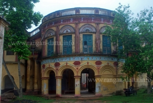 Mandal Mansion, Hadal Narayanpur