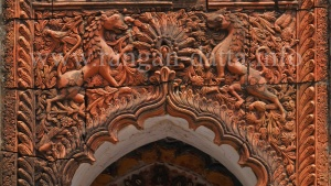 Terracotta, Vishnu Temple, Joypur