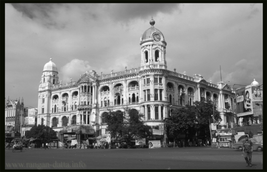 Metropolitan Building, Calcutta (Kolkata)