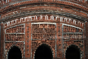 Terracotta, Sridhar Temple, Sonamukhi