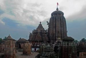 Lingaraj Temple, Bhubaneswar, Orissa