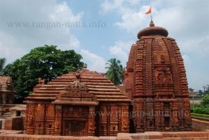 Mukteshwara Temple, Bhubaneswar, Orissa