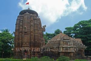 Siddheshwara Temple, Bhubaneswar, Orissa