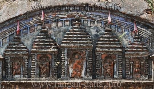 Durga Temple, Bali Dewanganj, Hooghly