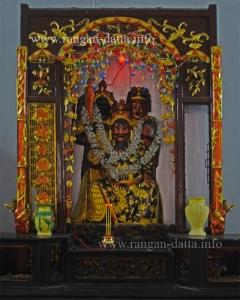 Alter of Tong On Church, Tiretta Bazar, Calcutta (Kolkata)