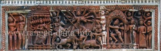 Pratapeswar Temple, Ambika Kalna, Burdwan