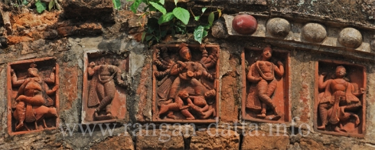 Girigobardhan Temple, Kotolpur, Bankura