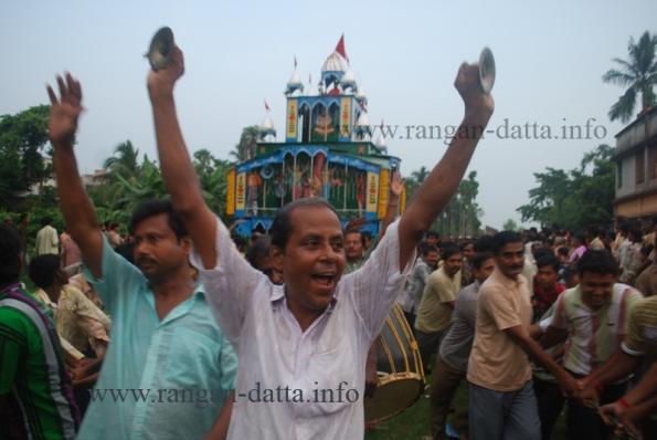 Ratha Yatra, Rajbalhat