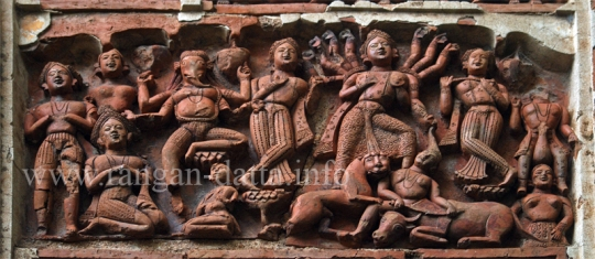 Sridhar Temple, Sonamukhi, Bankura