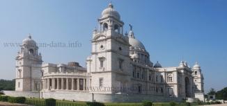 Victoria Memorial, Calcutta (Kolkata) (4 X 3 Matrix Panorama)