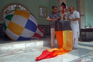 Fanush Making at Bholanath Dham ~ Ajoy Dutt and P K  mullick