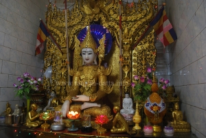 Mayanmar (Burma) Buddhist Temple