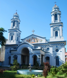 Portugese Church, Calcutta (Kolkata)
