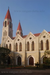 St. James' Church (Jora Girja), Calcutta (Kolkata)