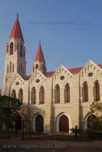 St. James' Church (Jora Girja), Calcutta (Kolkata)