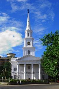 St. Andrew's Church (Kirk), Calcutta (Kolkata)