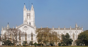 St. Paul's Cathedral, Calcutta (Kolkata)