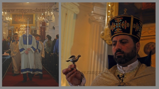 Armenian Christmas Celebration, Armenian Church, Calcutta (Kolkata)