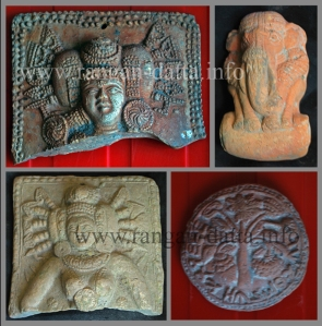 Asad uj Jaman's Chandraketugarh Artifacts