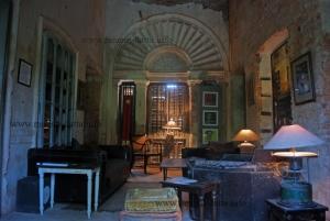 Interior, Bawali Rajbari