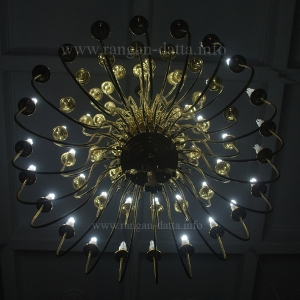 Chandelier, Greek Orthodx Church