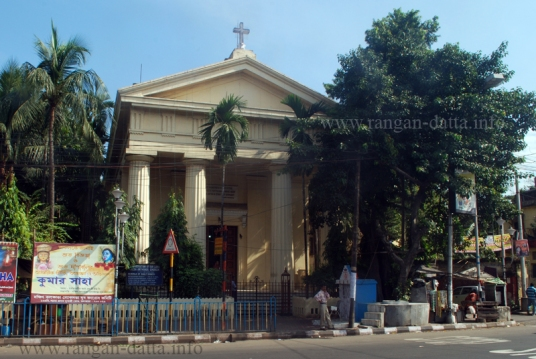 Greek Orthodox Church, Calcutta (Kolkata)