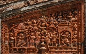 Arjuna in battle of Kurukshetra, Joypur