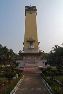 Lascar War Memorial, Calcutta (Kolkata)