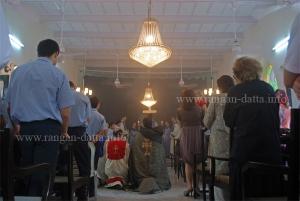 Armenian Good Friday Service
