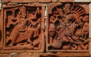 Terracotta, Rajrajeshwar Temple ~ Kotalpur, Hooghly
