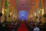 Christmas Mass, Portugese Church, Calcutta (Kolkata)