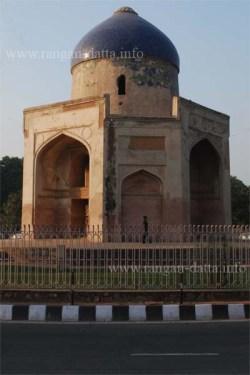 Sabuz Burj (Green Dome), Delhi