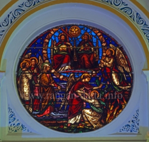 Stained Glass, Portuguese Church