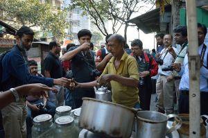 Tea Break (Photo: Biswarup Ganguly)